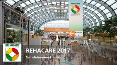 Salon Rehacare 2017 – Düsseldorf