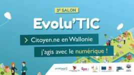 Salon Evolu'TIC le 4 mai 2018