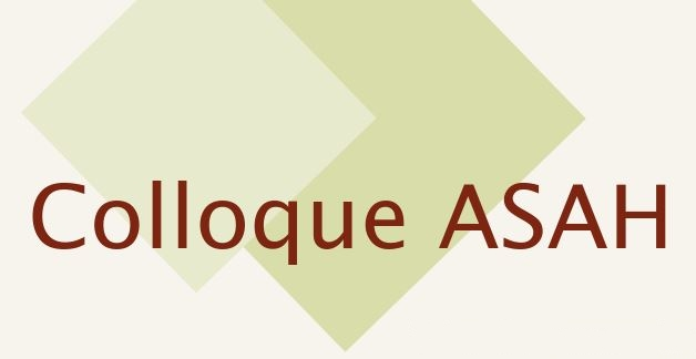 Colloque ASAH « Osons la relation » le 19 et 20 septembre 2019