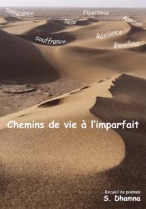 Chemins de vie à l'imparfait : recueil de poèmes de S. Dhamna